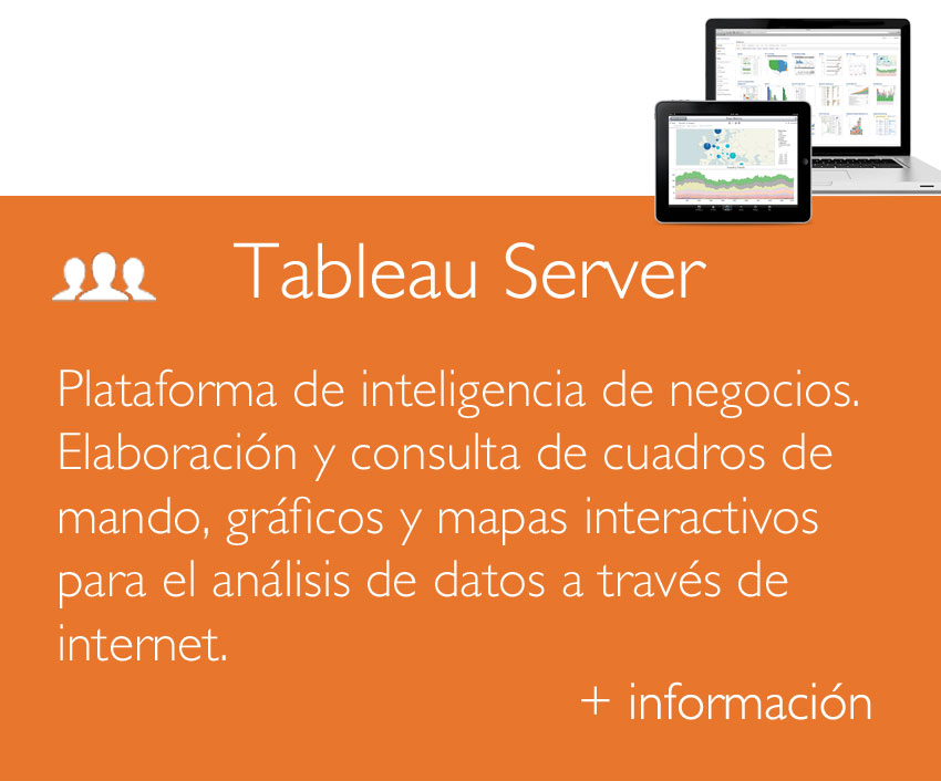 Rubicon BI: Tableau Software Partner - Tableau Server