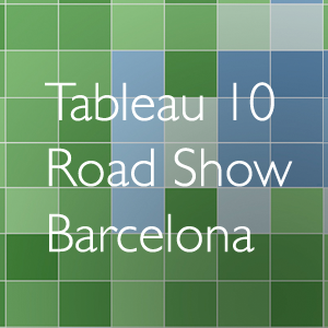 Tableau 10 Road Show